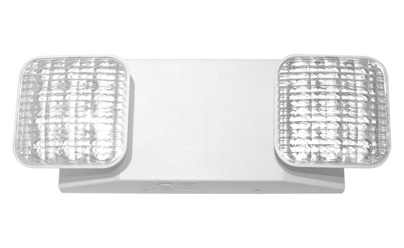 Barron Lighting Exitronix Egress Led Emergency Light With Remote Capability Wayfair