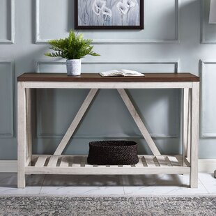 Brandy Entry Console Table by Gracie Oaks