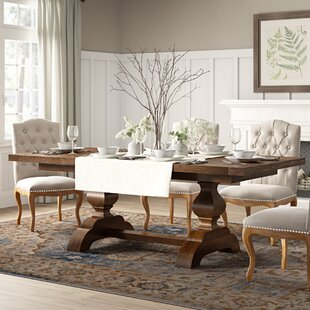 Calila Extendable Dining Table by Birch Lane™ Heritage Herry Up