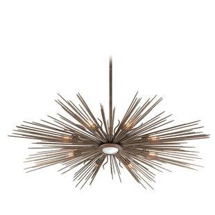 Bloomsbury Market Karla 8-Light Sputnik Chandelier