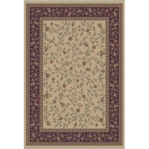 Satin Bolton Cream Rug