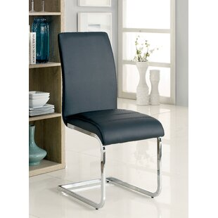 Arlinda Side Chair (Set Of 2) by Orren Ellis Best Design