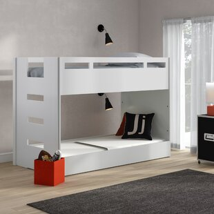dne Twin over Twin Bed with Trundle by Mack amp Milo