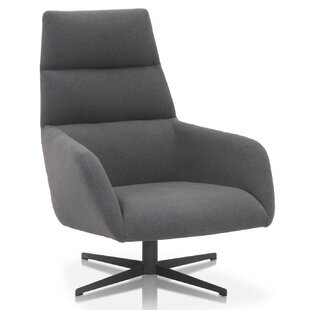 Wemoorland Swivel Armchair by Orren Ellis