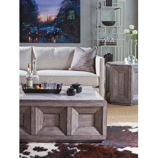Artistica Home Dictum 3 Piece Coffee Table Set