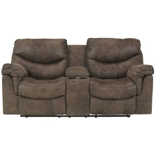 Oakhurst Reclining Loveseat by Loon Peak 2019 Sale
