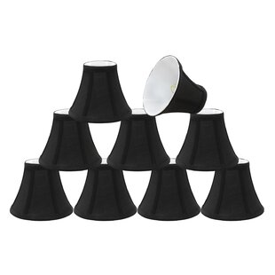 6 Cotton Bell Candelabra Shade (Set of 9)