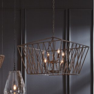 Gracie Oaks Briele 8-Light Lantern Pendant
