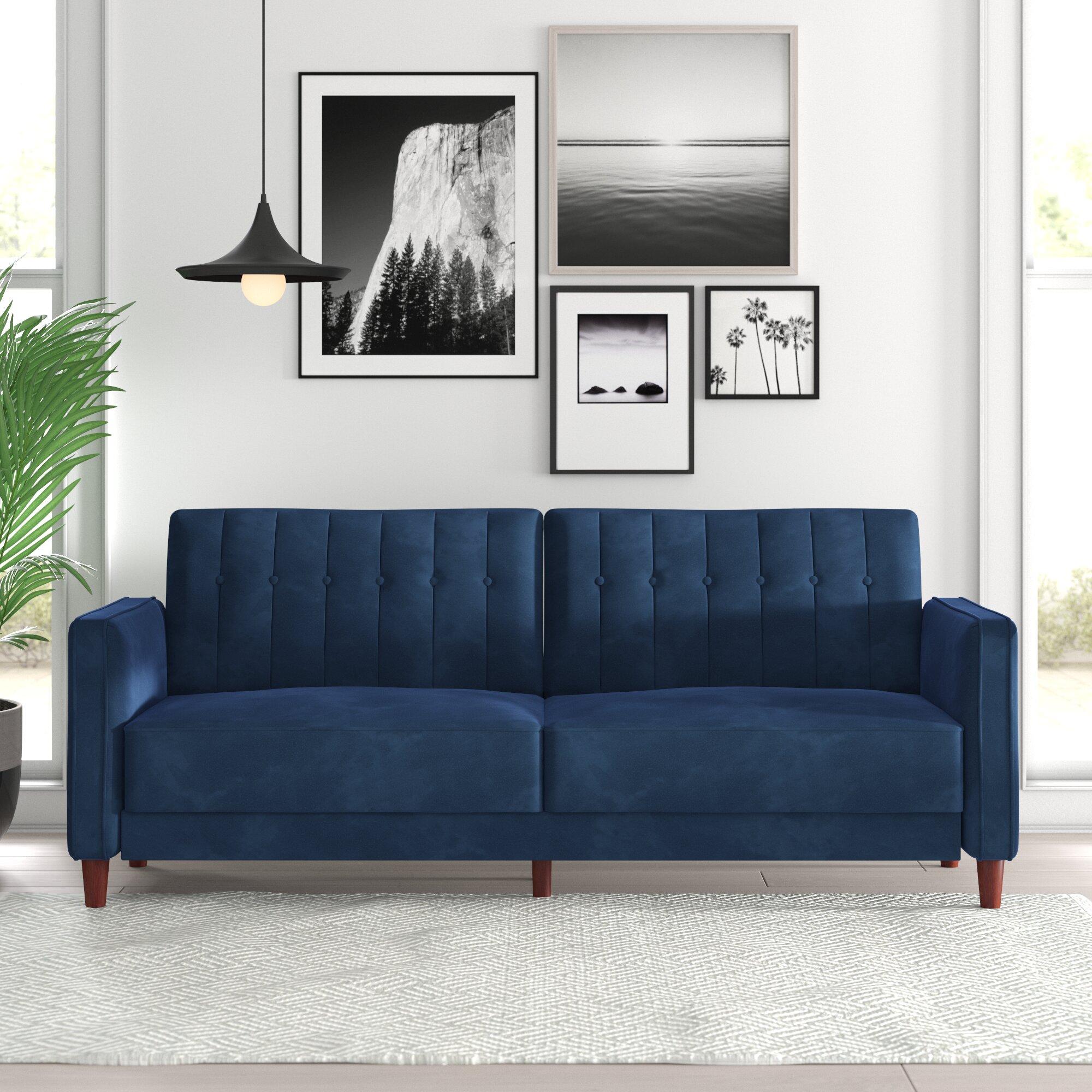 Wallace Convertible Sofa Reviews