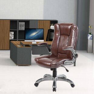 Vanessa Executive Chair by Charlton Home