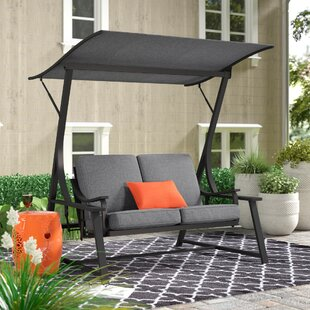 Canopy Glider Swing Wayfair