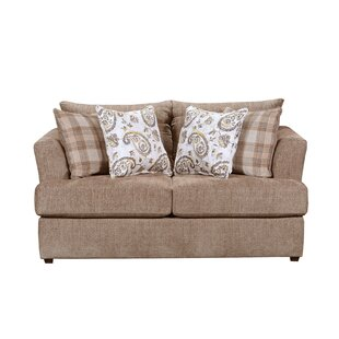 Herold Loveseat by Red Bar..