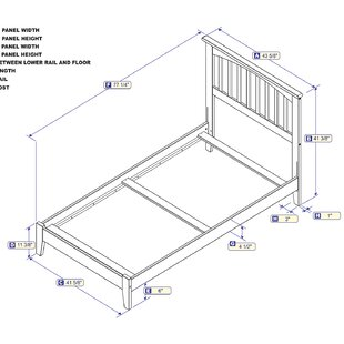 Corcoran Panel Bed