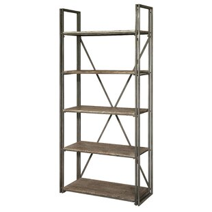 Compare Chelsey Etagere Bookcase By 17 Stories