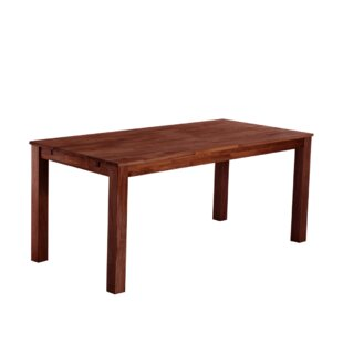 Maxima Extendable Solid Wood Dining Table Caracella