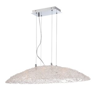 Eurofase Caramico 6-Light Kitchen Island Pendant