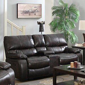 Alameda Reclining Loveseat by Porter Interna..
