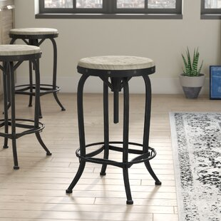Knowsley Height Adjustable Swivel Bar Stool By Borough Wharf