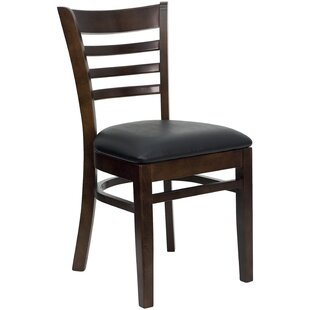 Lyman Chase Ladder Back Side Chair I by A..