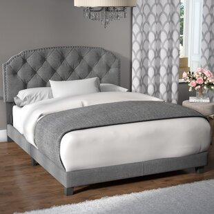 Anton Queen Upholstery Panel Bed by Willa Arlo Interiors