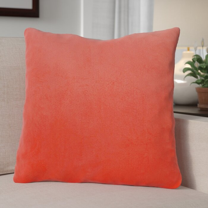 Eason Supersoft Shell Throw Pillow Cover
