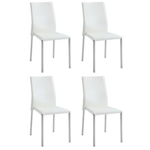 Syndra Side Chair (Set of 4) by Orren Ellis
