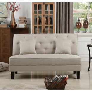 Hurst Tufted Loveseat By Winston Porter