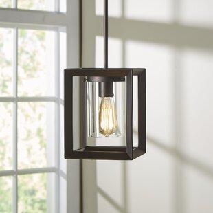 Compare & Buy Bouvet 1-Light Square/Rectangle Pendant By Laurel Foundry Modern Farmhouse