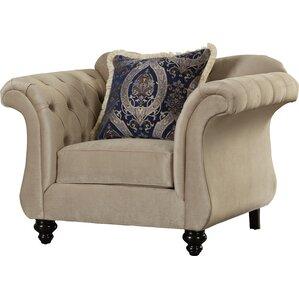Winsford Armchair by House of Hampton