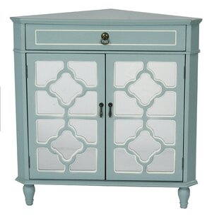 1 Drawer 2 Door Accent Cabinet by Heather Ann Creations