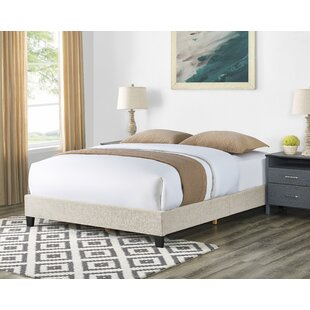 Prentice Basic Upholstered Panel Bed by Zipcode Design