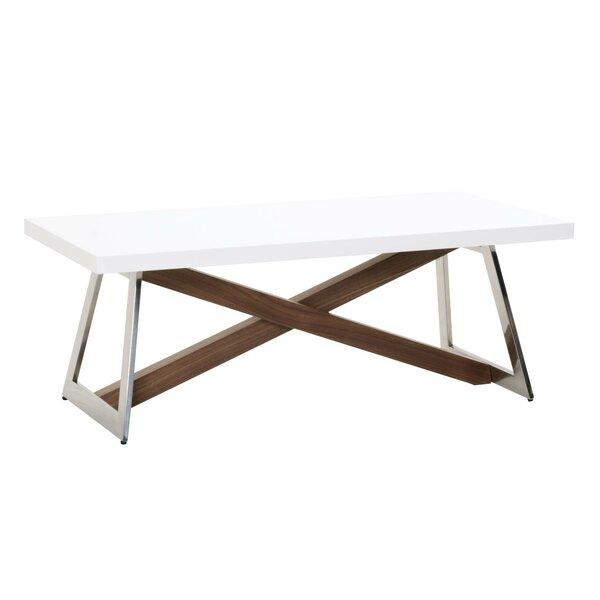 Curved Leg Coffee Table | Wayfair