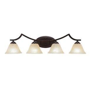 Best Price Couto 4-Light Vanity Light ByRed Barrel Studio