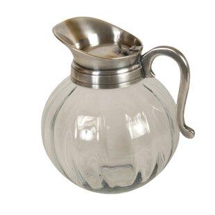 Guernsey Glass Jug By Brambly Cottage
