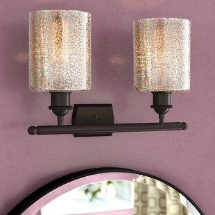 Best Inglestone Common 2-Light Vanity Light By Orren Ellis