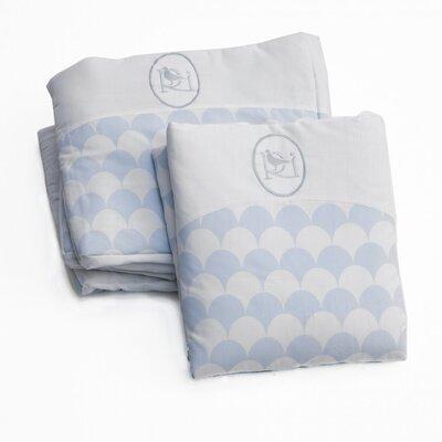 Abeona Cotton 2 Piece Crib Bedding Set