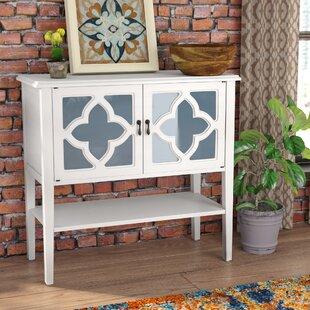 La Crosse 2 Door Console Acccent Cabinet by Bungalow Rose