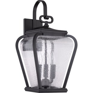 James 3-Light Outdoor Wall Lantern