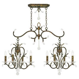 Cleere 8-Light Chandelier by Astoria Grand