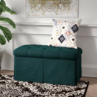 Brunella Upholstered Storage Bench