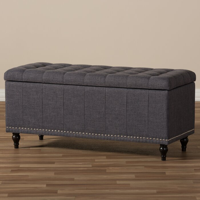 Astounding Cairo Tufted Storage Ottoman Andrewgaddart Wooden Chair Designs For Living Room Andrewgaddartcom