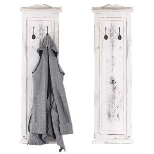 Lonny Wall Mounted Coat Racks (Set Of 2) By Brambly Cottage