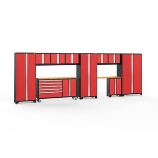 Bold 11 Piece Complete Storage System by NewAge Products