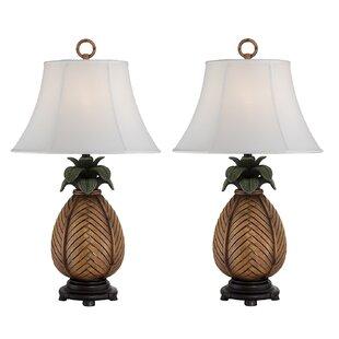 Bay Isle Home Rich Pineapple 32