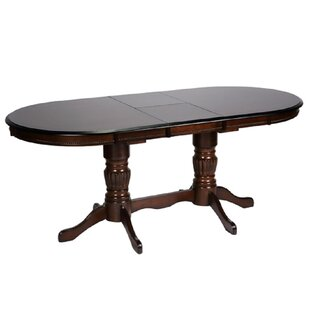 Evangelina Extendable Dining Table By Fleur De Lis Living