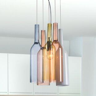 dCOR design Wishes 1-Light Novelty Pendant