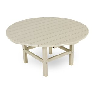 Round Chat Table by POLYWOOD®
