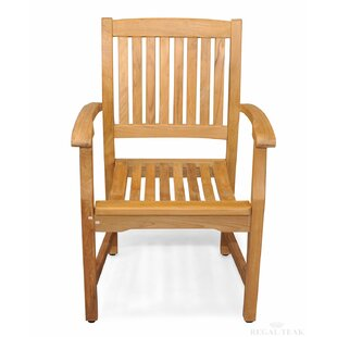 Millbrook Teak Patio Dining Chair