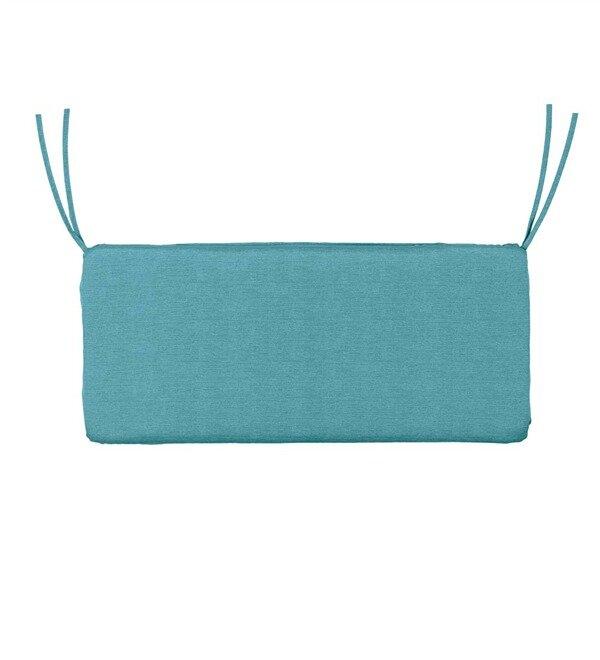 Plow & Hearth Shenandoah Indoor/Outdoor Bench Cushion & Reviews ...