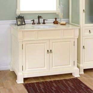 42 Single Bathroom Vanity Set ByBellaterra Home